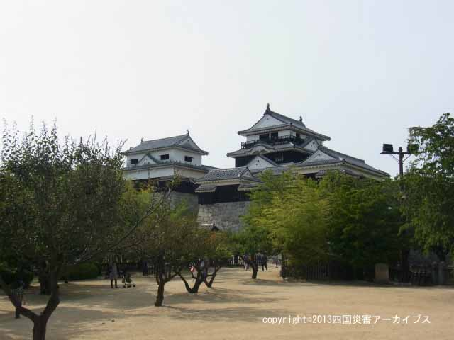 【備考画像】慶安2年の地震