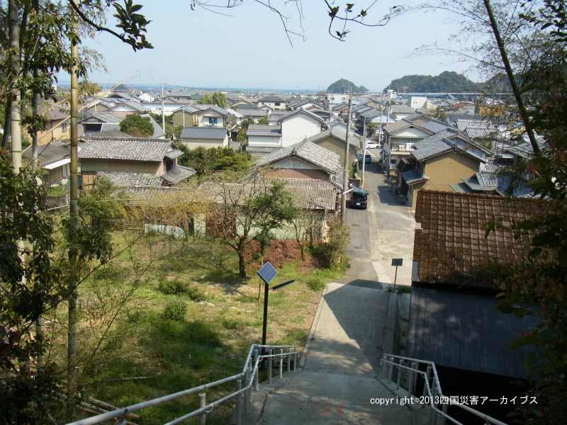 【備考画像】慶長9年の地震