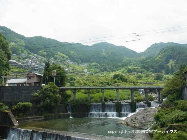 【備考画像】昭和2年の洪水・地すべり