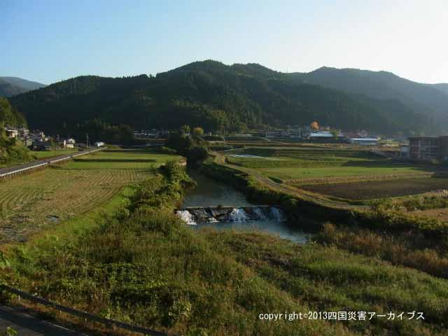 【備考画像】昭和9年の水争い