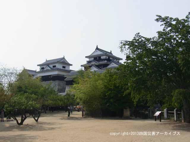 【備考画像】貞享2年の地震