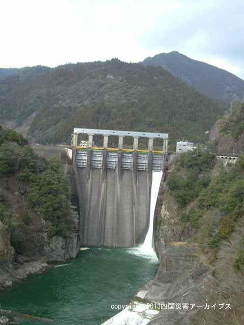 【備考画像】平成21年の春渇水