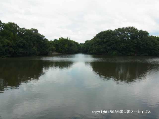 【備考画像】宝暦12年の白坂池の水論