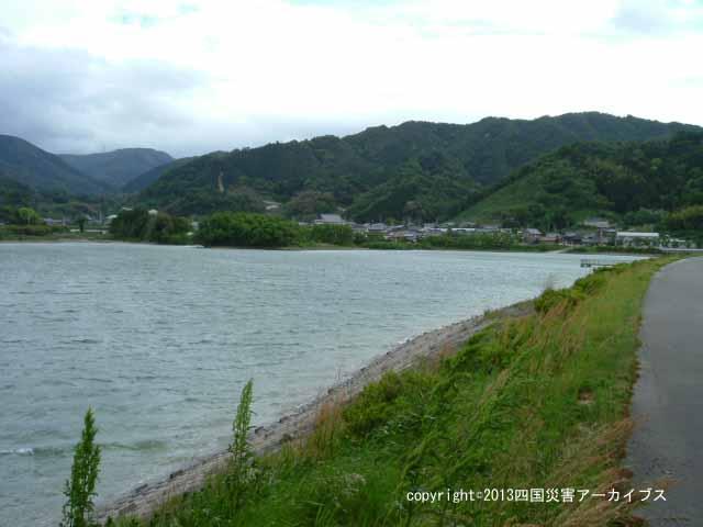 【備考画像】正保元年の井関池決壊