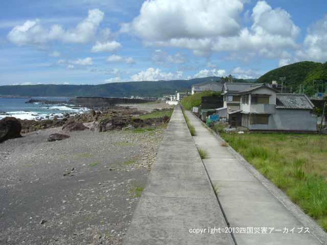 【備考画像】平成16年の高波災害