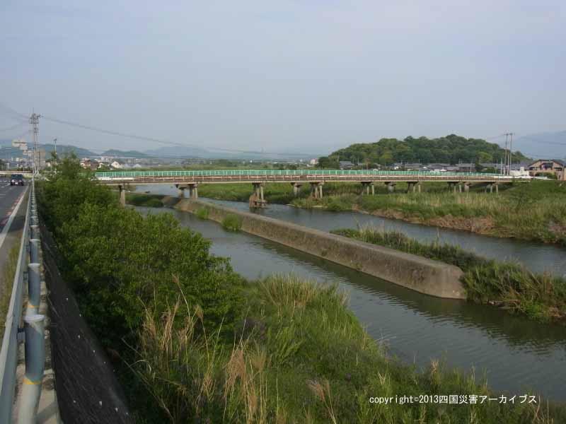 【備考画像】嘉永6年の除け堤崩壊